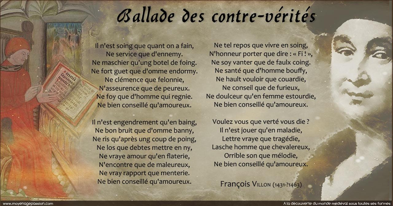 francois_villon_ballade_contre-verites_poesie_medievale_moyen-age_tardif_XVe