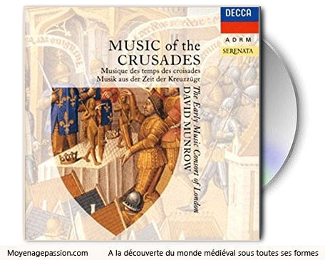 musique_danse_medievale_croisades_estampie_Early_Music_Consort_London_David_Munrow_moyen-age_central