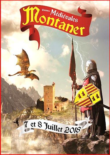 agenda_animations_fetes_medievales_montaner_occitanie_2018