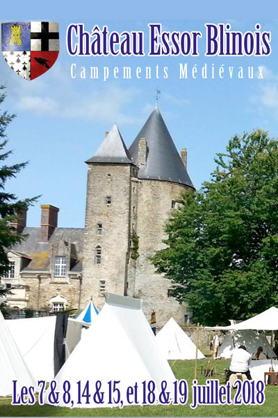 animations_fetes_moyen-age_campements_reconstitution_chateau_essor_blinois_blain