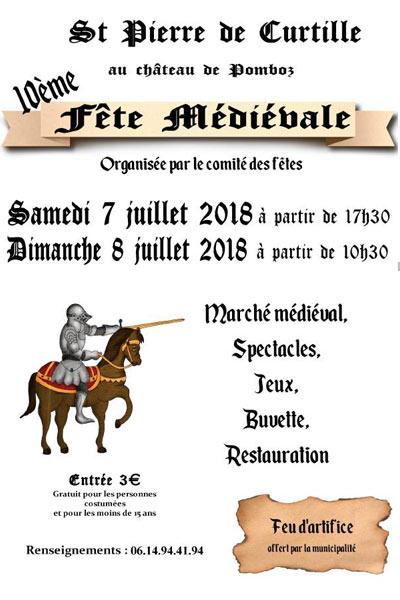 animations_fetes_moyen-age_chateau_pomboz_saint_pierre_de_curtille_savoie