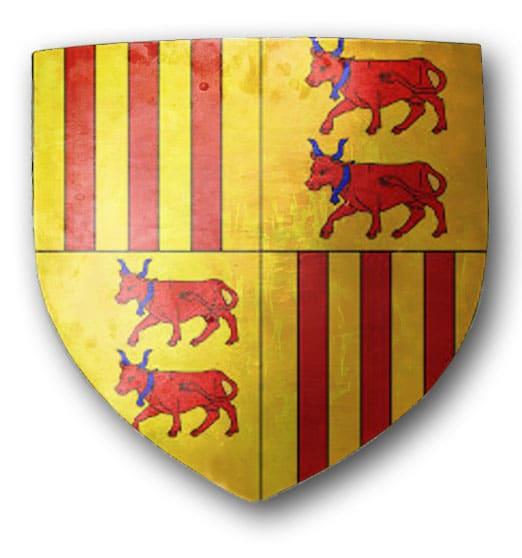 blason_armoirie_heraldique_chateau_montaner_pyrenees_foix_bearn