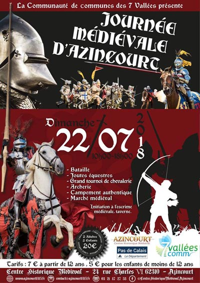 centre_medieval_azincourt_animations_compagnies_medievales_reconstitutions_historiques