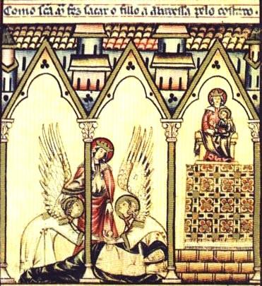 chanson_musique_medievale_cantigas_santa_maria_miracle_alphonse-X_moyen-age_central