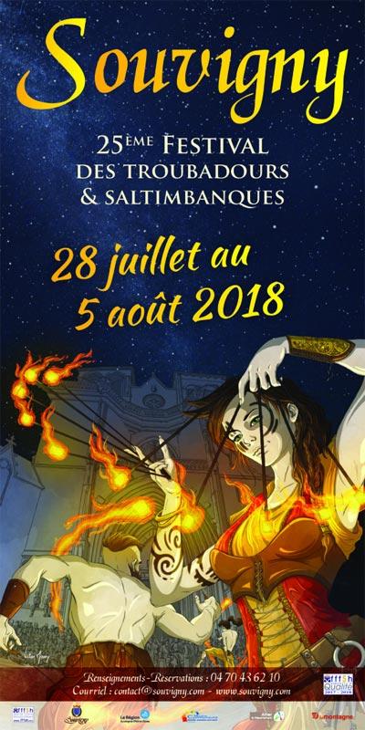 evenement_foire_festival_medieval_Souvigny_auvergne_rhone-Alpes