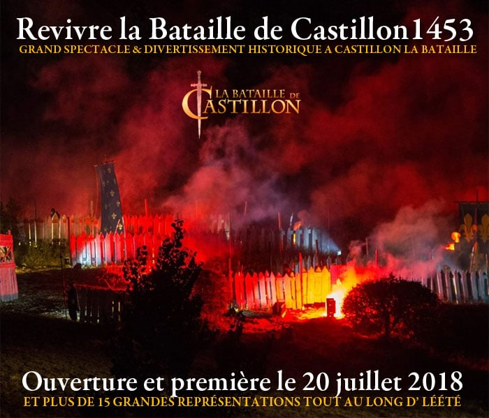 evenement_medieval_spectacle_historique_reconstitution_bataille_de_Castillon_1453_moyen-age