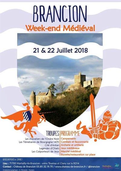 fete_week-end_medievale_chateau_de_brancion_2018_Bourgogne-Franche-Comté
