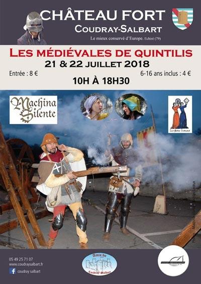 fetes_animations_medievales_Château-du-Coudray-Salbart_2018_Deux-Sèvres_Nouvelle-Aquitaine