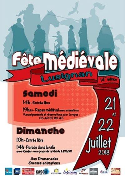 fetes_medievales_animations_marche_lusignan_2018_nouvelle_aquitaine