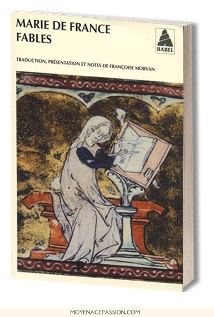 livre_fables_litterature_medievale_marie_de_france_traduite_vieux-français_françoise_morvan_moyen-age_central