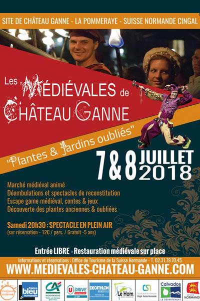 medievale_marche_fetes_spectacles_moyen-age_chateau_ganne_normandie