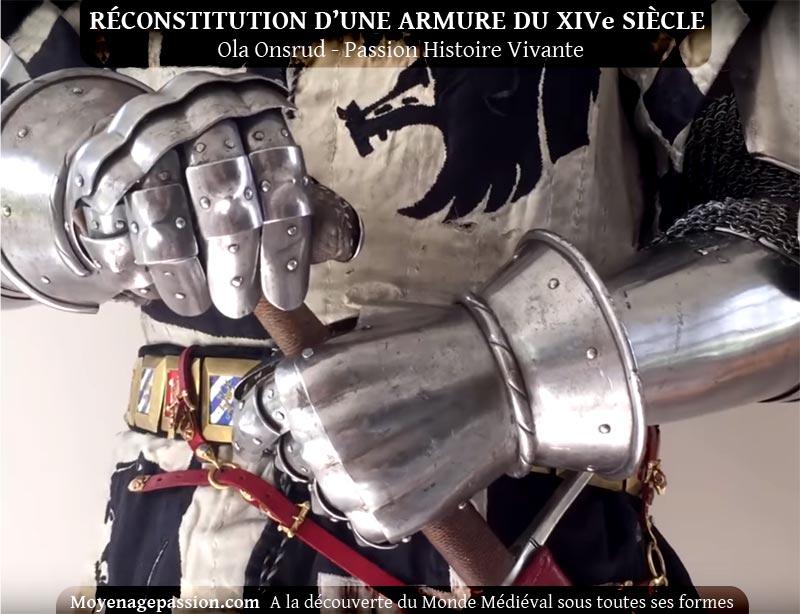 reconstitution_histoire_vivante_armure_XIVe_siecle_prince_noir_passion_monde_medieval_moyen-age