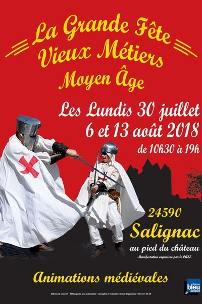 animations_fetes_medievales_vieux_metiers_fetes_traditionnelle_Salignac-Eyvigues