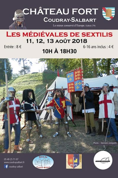 animations_medievales_chateau_coudray_salbart_echire_Nouvelle_Aquitaine