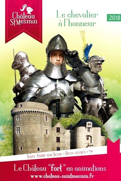 chateau_en_fete_animations_medievales_chevalier_Saint_Mesmin_vendee_Loire