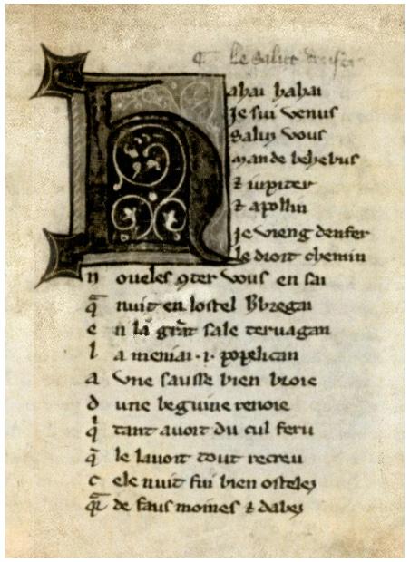 fabliaux_poesie_satirique_trouveres_jongleurs_moyen-age_central_manuscrit_ancien_moyen-age_central_XIIIe
