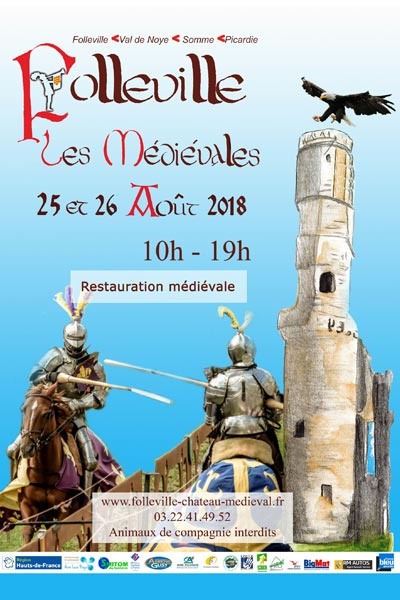 fetes_animations_medievales_folleville_Hauts-de-France
