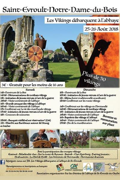 fetes_compagnies_medievales_viking_normandie