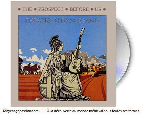 musique_medievale_sexte_estampie_folk_the_albion_dance_band_album_prospect_before_us
