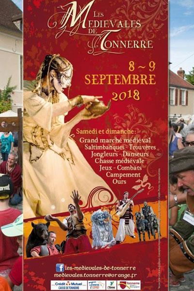 festivites_fetes_animations_medievales_tonnerre_Bourgogne-Franche-Comté