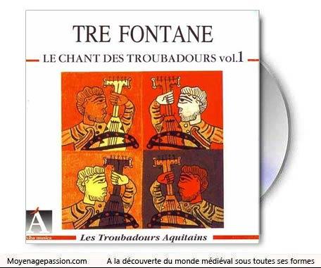 chanson_medievale_poesie_marcabru_troubadour_occitan_moyen_age_album_ensemble_tre_Fontane