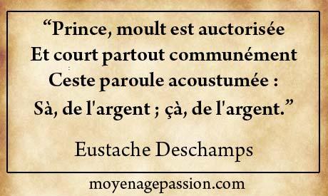 eustache_deschamps_ballade_medievale_poesie_satirique_politique_morale_fable_moyen-age