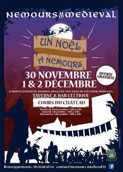 evenements_marche_de_noel_medieval_moyen-age_nemours