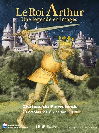 legendes-arthuriennes_roi-Arthur_exposition_evenement_monde_medieval_medievalisme_bnf_chateau_pierrefonds_hauts-de-France
