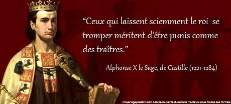 alphonse-X_le-savant_citations_medievales_Espagne_XIIIe-siecle_Moyen-age