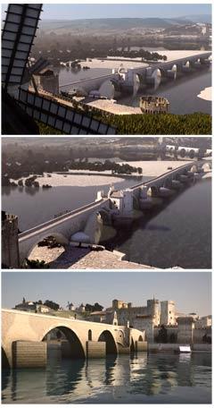 architecture_medievale_pont_avignon_benezet_infographie-3D_moyen-age_s