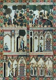 cantiga-santa-maria-189_dragon_miracle_culte_marial_enluminures_manuscrit-ancien_moyen-age_XIIIe-siecle_s