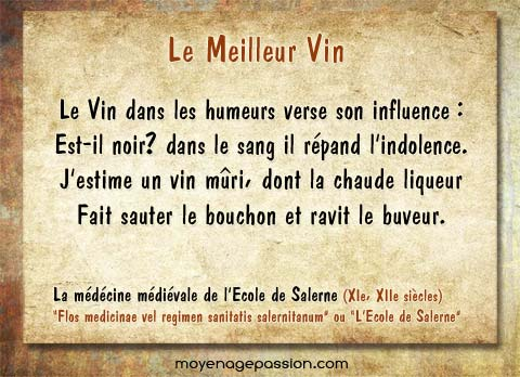 ecole_salerne_citation_medecine_medievale_vin_boisson_moyen-age_XIIe-siecle