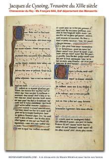 jacques-de-cysoing_trouvere_manuscrit_chansonnier-du-roy_francais-844_moyen-age-central_chanson-medievale_s
