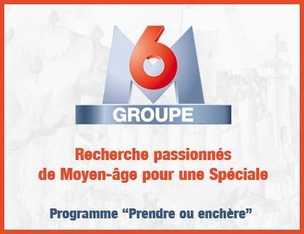 annonce_M6_speciale_enchere_moyen-age