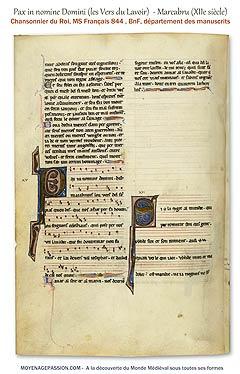 chant-de-croisade_chanson-medievale_marcabrun_vers-del-lavador_XIIe-siecle_moyen-age_manuscrit-ancien_francais-844_s