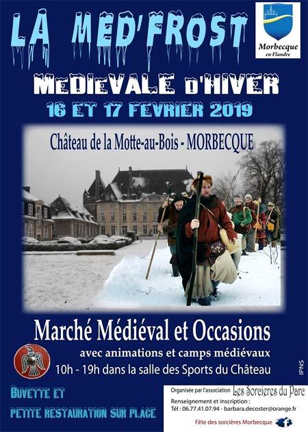 marche_artisanal_medieval_Morbecque_animations_campements_moyen-age-festif