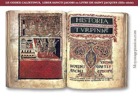 Codex-Calixtinus_Liber_Sancti_Jacobi_miracles-de-saint-jacques_moyen-age_manuscrit-ancien_XIIe-siecle