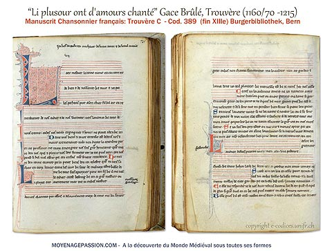 chanson-medievale_amour-courtois_trouvere_gace-brule_li-plusour_manuscrit_berne_chansonnier-C_moyen-age_s
