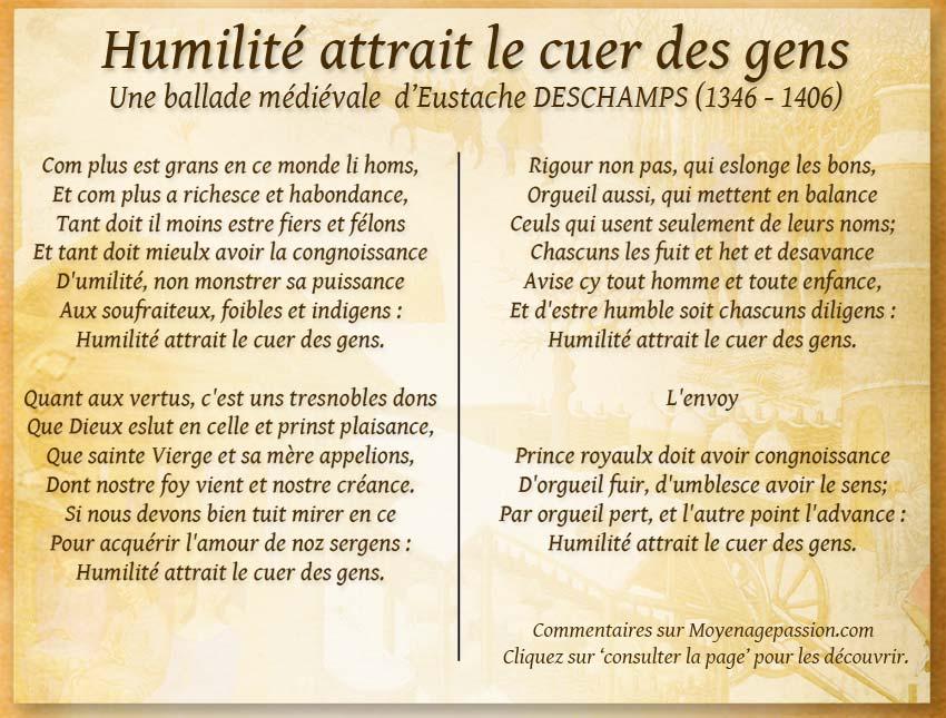 humilite_eustache_deschamps_poesie_ballade_medievale_litterature_moyen-age