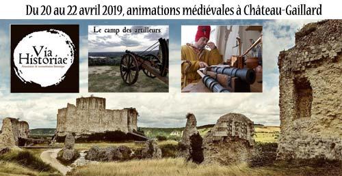 animations-medievales_Normandie_chateau-gaillard_les-andelys-2019