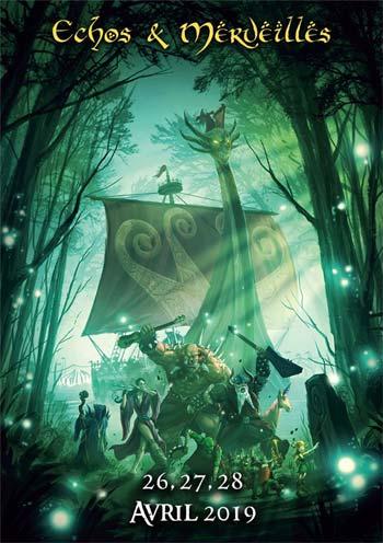 Fantasy Moyen Age Passion