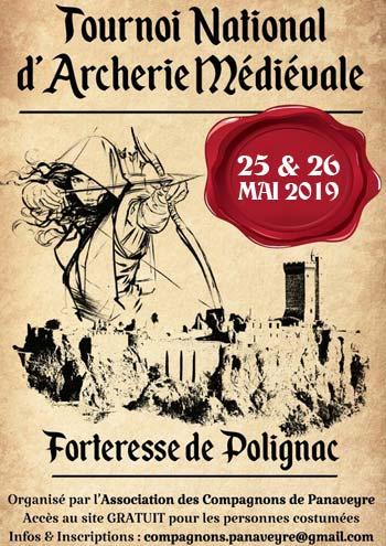 animation-medievale_tournoi-archerie-2019_forteresse_Polignac_Auvergne-Rhône-Alpes