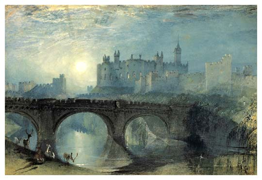 château-fort_moyen-age_alnwick_art_romantisme_XIXe_william-turner-s