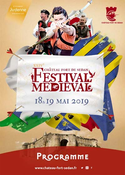 festival-medieval-2019_chateau-fort-Sedan_Grand-Est_animations-marche-medieval-spectacles