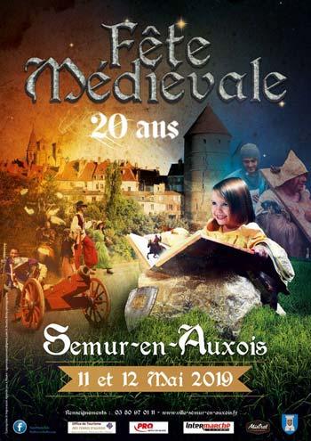 fete-medievale-2019_marche-animations_Semur-en-Auxois_Côte-d-Or_Bourgogne-Franche-Comté