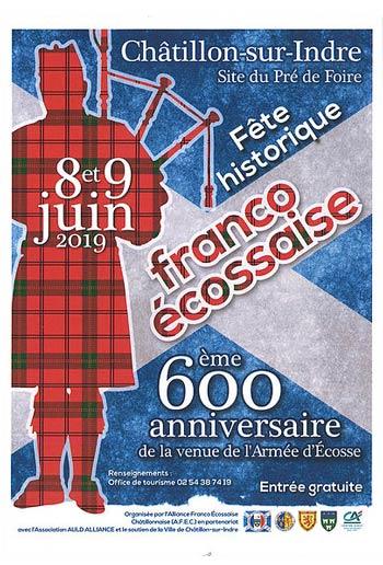 Fete-medievale-franco-écossaise_fetes-historiques_Chatillon-sur-Indre_Centre-Val-de-Loire