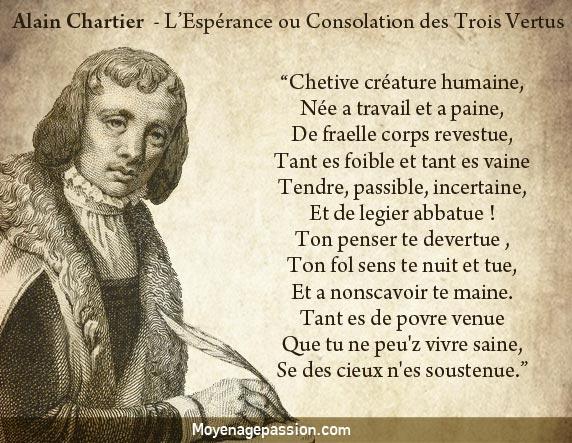 alain-chartier-auteur-moyen-age-condition-humaine-fragilite-poesie-medievale
