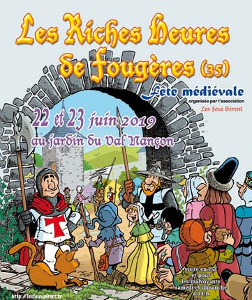 fete-biennale-riches-heures--fougeres_bretagne-campement-animations-compagnies-medievales
