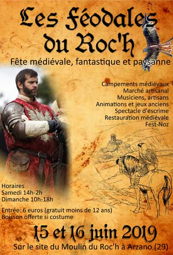fete-feodale-du-roch_animations-medievales-Arzano-Bretagne-finistere
