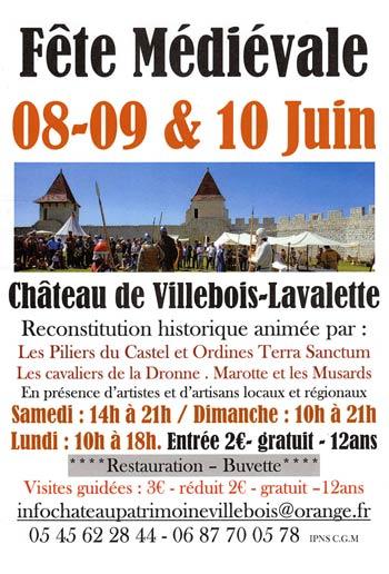fete_medievale_chateau-villebois-lavalette-poitou-charentes_campements-animations